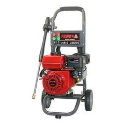 A-iPower Gas Pressure Washer 2,700 psi 2.3 GPM Compact Frame