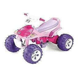 Power Wheels ATV - Disney Princess Trailrider 6 Volt Ride On