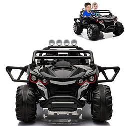 ATV Truck 12V Electric Ride On Car with 2.4G Remote Control,