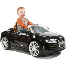 Rollplay Audi R8 Spyder 6 Volt Battery-Powered Ride-On Vehic