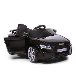 JAXPETY Audi TT 12V Electric Kids Ride On Car Licensed MP3 L