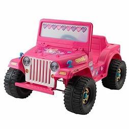 barbie jeep wrangler amazon exclusive