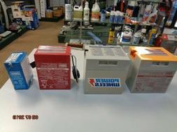 Power Wheels Battery Orange Top 12 volt 00801-1776 Mattel Fi