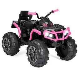 Best Choice Products 12V Kids 4-Wheeler ATV Quad Ride-On Car