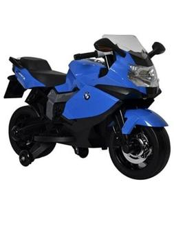 Best Ride On Cars BMW Motorcycle 12V, Blue