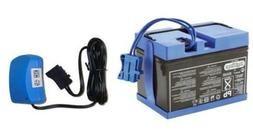 Peg Perego 12 Volt Blue Battery and Charger Combo Set