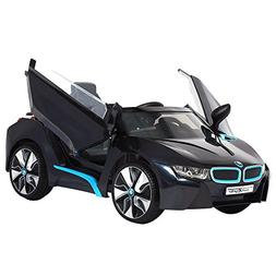 Rollplay 6 Volt BMW i8 Ride On Toy, Battery-Powered Kid's Ri