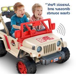 Power Wheels For Boys Jeep Wrangler Motorized Vehicles Juras
