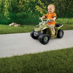 Power Wheels Camouflage  Lik Quad Tout Terrain X3050- 9663 T