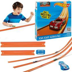 HOT WHEELS® CAR & MEGA TRACK PACK