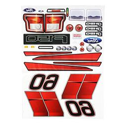 Power Wheels CDF54-0310A Decal Sheet Ford F150