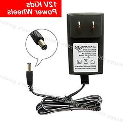 12-Volt Charger for Ride On Toys 12-Volt Battery Charger for