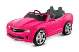 Kid Motorz Chevrolet Camaro 12-Volt Battery-Powered Ride-On,