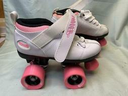 Chicago Womens Ladies Skates Bullet Deluxe Speed Skate- Whit