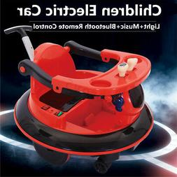children electric remote control car music light
