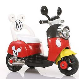 Children's Tricycle Small Sheep Mickey Scooter Children's El