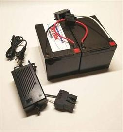 MLToys 24v Conversion Kit for 12V Power Wheels Vehicles