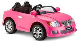 Kid Trax 12V Cool Car KT1246 Ride On, Pink
