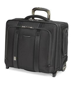 "Travelpro Crew Executive Choice 2 17"" Wheeled Briefcase with"