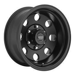 American Racing Custom Wheels AR172 Baja Satin Black Wheel