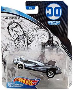 Hot Wheels DC Universe Man of Steel Toy Vehicle