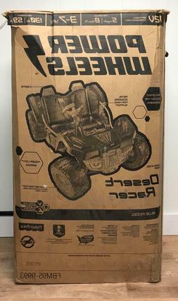 Power Wheels Desert Racer - Blue model