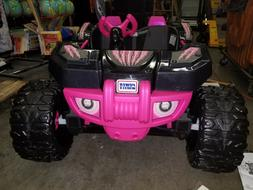 Power Wheels Desert Racer Pink Electric Car for Kids