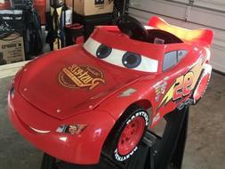 Disney Pixar Cars 3 Lightning McQueen 6V Battery-Powered Rid