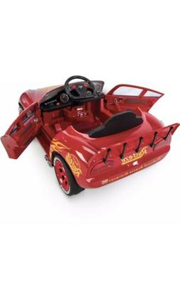 Disney•Pixar Cars 3 Ride on  Lightning McQueen 6V Battery-