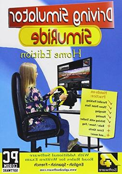 Driving Simulation and Road Rules Test Preparation - 2013 Si