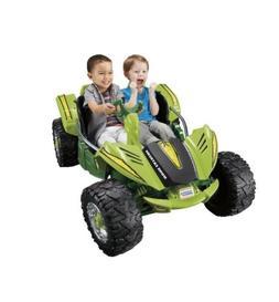 Power Wheels Dune Racer 12-V Extreme Ride On Vehicle - Green