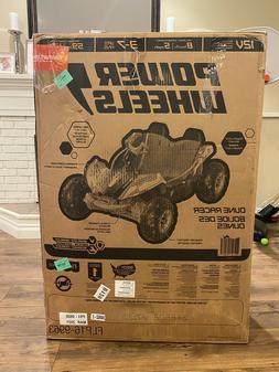 Power Wheels Dune Racer - Chrome