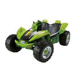 Power Wheels Dune Racer Extreme Ride On Vehicle - Green, Pin