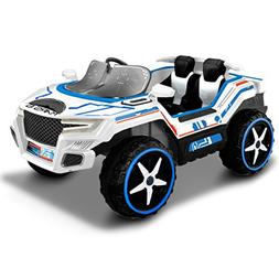 Kid Motorz Dune Runner 2 Seater Space Adventure 12V Electric