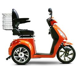 E-Wheels EW-36 3-Wheel Electric Senior Mobility Scooter - Pi