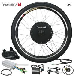 "26"" 48V 1000W Ebike Front Wheel Electric Bicycle Bike Motor"