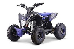 ELECTRIC 4-WHEELER FOR KIDS ATV QUAD FOR YOUTH CHILDREN VTT