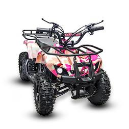 V-Fire 24V 350W Electric Ride-on ATV Quad Four Wheeler for K