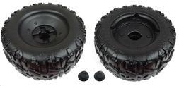 Power Wheels F-150 Left & Right Wheel  Set of 2 Wheels