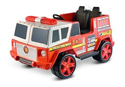 Kid Motorz Fire Engine 2 Seater