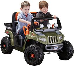 Fisher Price Power Wheels Arctic Cat Kids Ride On Electronic