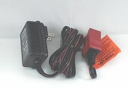 Fisher Price, Power Wheels, 6 Volt Red Battery Charger, 0080