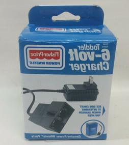 Fisher Price Power Wheels 6-Volt Battery Charger Toddler Blu