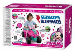 fisher price power wheels disney minnie mouse