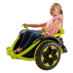 Fisher-Price Power Wheels Wild Thing Green - Free Shipping &