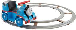 Fisher-Price Toys Kids Train Power Wheels Thomas Track Ride