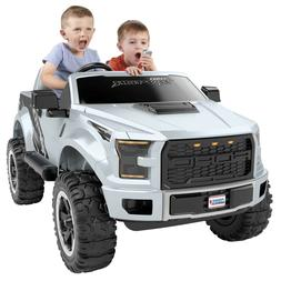 Power Wheels Ford F-150 Raptor Extreme with Lifted Body KIDS