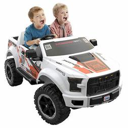 Power Wheels Ford F150 Raptor Electric Battery Ride On Kids