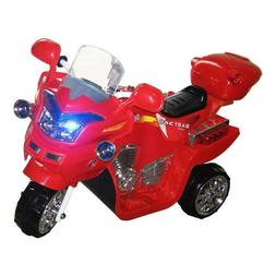 FX Wheel Battery Powered Bike - Color: Red