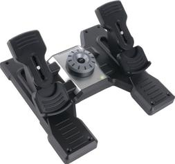 g saitek flight rudder pedals